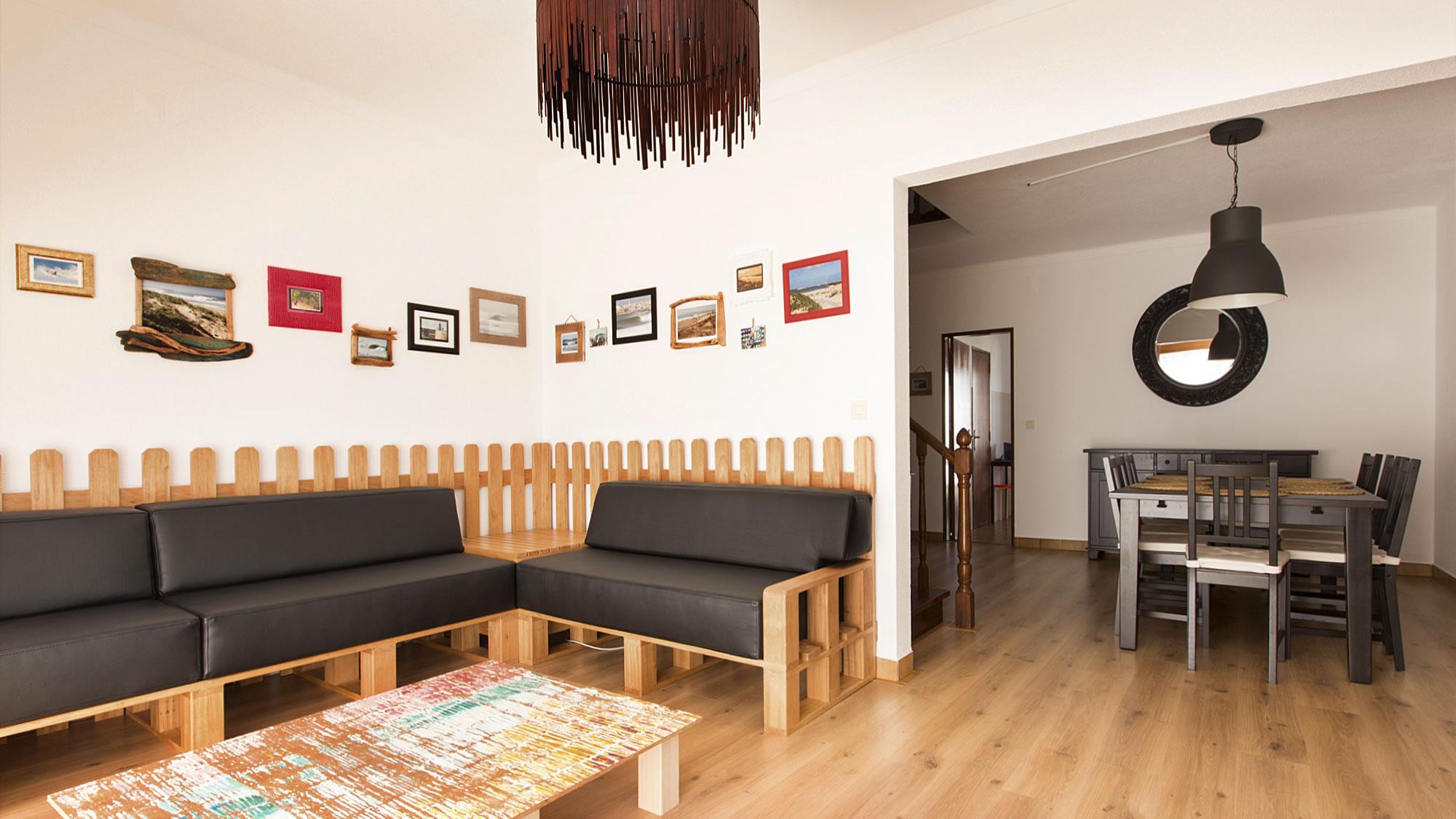 Super Tubos Living Room Baleal Surf Camp Baleal Surf Camp  # Muebles Con Tuvos