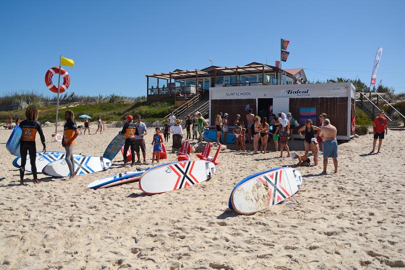 Children Teens BALEAL SURF CAMP PENICHE PORTUGAL - Portugal map baleal