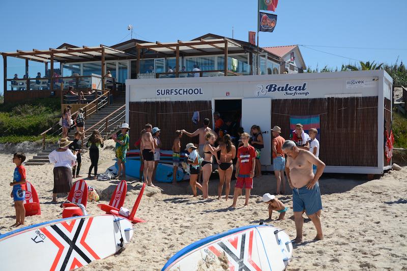 BALEAL SURFSCHOOL LESSONS BALEAL SURF CAMP PENICHE PORTUGAL - Portugal map baleal