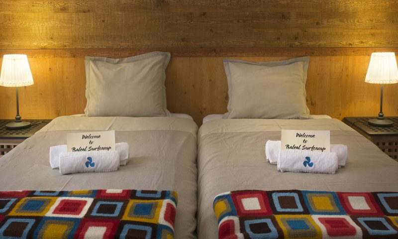 Super Tubos - Room A - Baleal Surf Camp