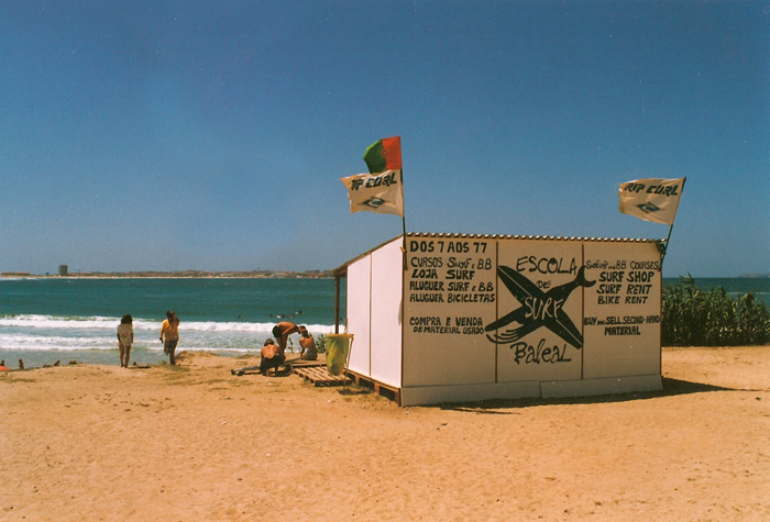 Old Baleal Surf School - Baleal Surf Camp - Peniche portugal