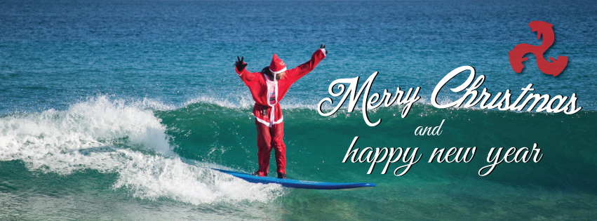Christmas In Portugal 2019.Merry Christmas Cover Photo Baleal Surf Camp Peniche Portugal
