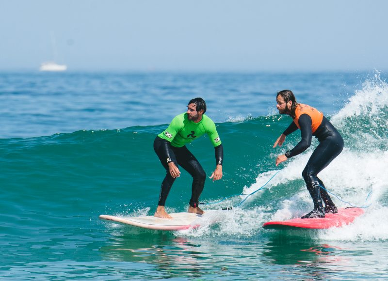 baleal surf camp surf tuition