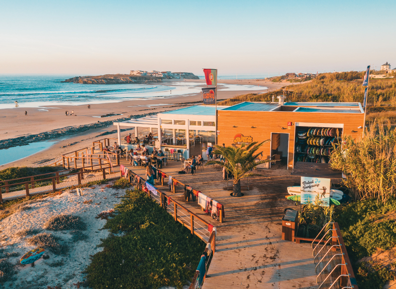Bar-do-Bruno-ocean-view-baleal-surf-camp-peniche-portugal