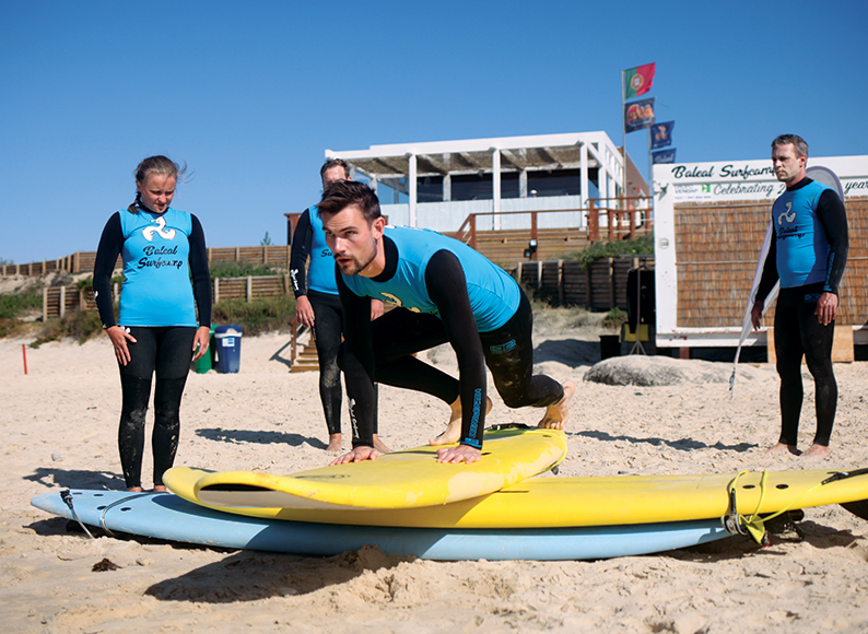 Baleal-Surf-Camp-practice-before-surfing-baleal-surf-camp-
